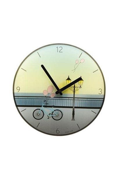 Bycicle - Wanduhr