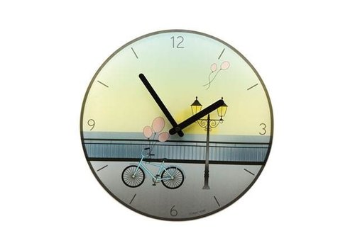 Scandic Home Bycicle - Clock