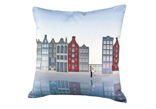 Scandic Home Downtown Riverside - Cushion Cover