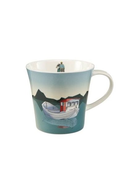 Fishing Boat - Coffee-/Tea Mug