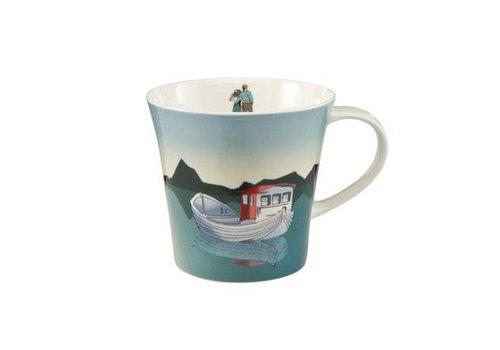 Scandic Home Fishing Boat - Coffee-/Tea Mug