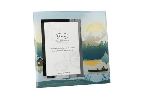 Scandic Home Mountain Peace - Picture Frame