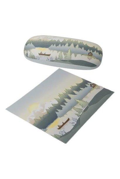 Mountain Peace - Brillenetui