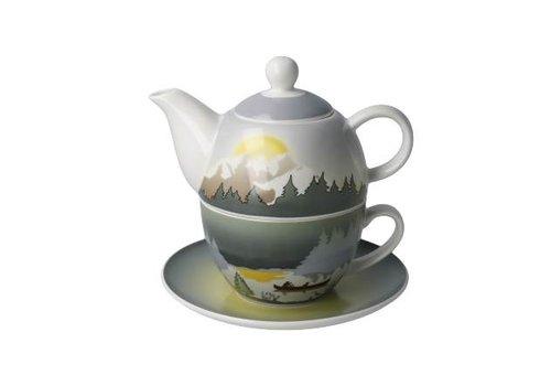 Scandic Home Mountain Peace - Tea for One
