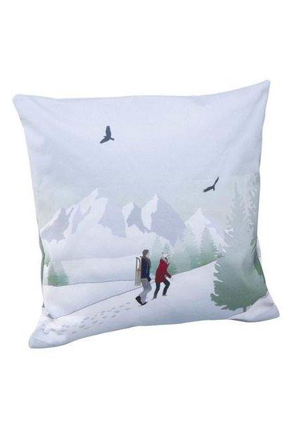 Walk in the Snow - Kissenbezug