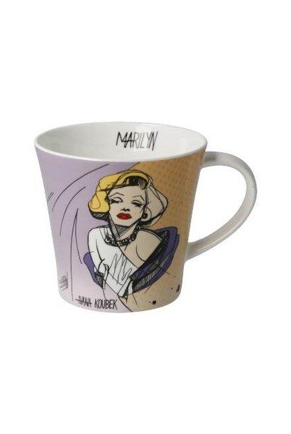 Marilyn - Coffee-/Tea Mug