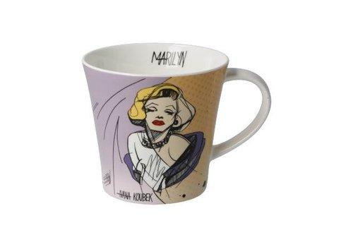 Ivana Koubek Marilyn - Koffie-/Thee Mok