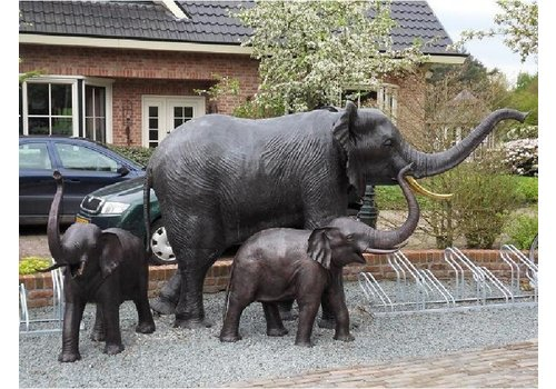 bronZart Elephant