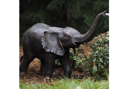 BronzArtes Small elephant