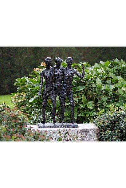 3 Mannen modern