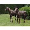 BronzArtes Couple horses