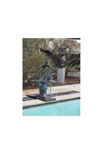 4 Duck fountain