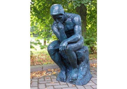 BronzArtes Großer Rodin-Denker
