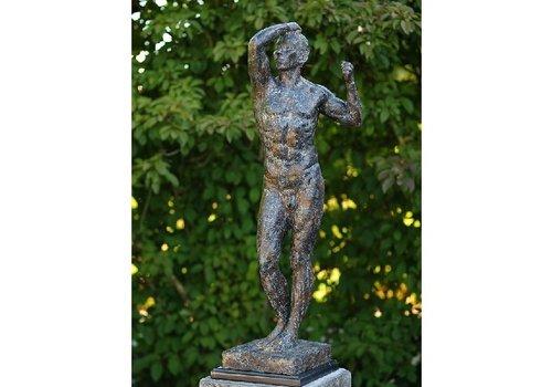 BronzArtes Naakte man van Rodin
