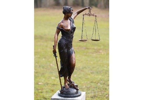 BronzArtes Lady Justice
