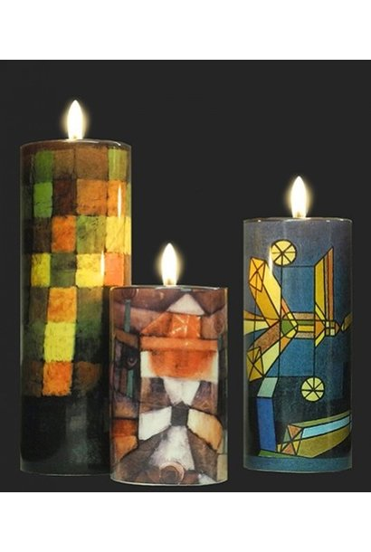 Tealight Holder Paul Klee 3pc