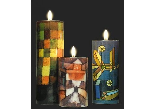 Paul Klee Tealight Holder Paul Klee 3pc
