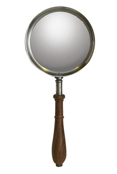 Regency Magnifier, Silver