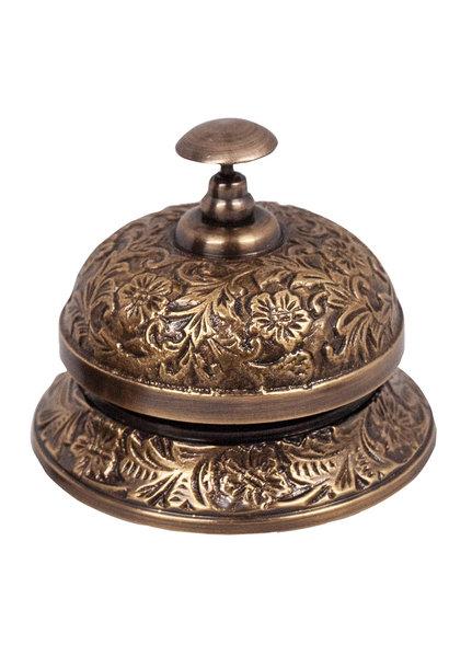 Round Reception Bell