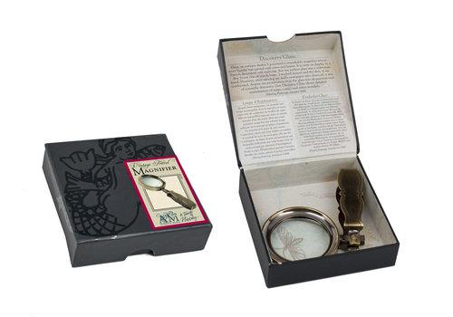 Authentic Models Vintage Travel Magnifier