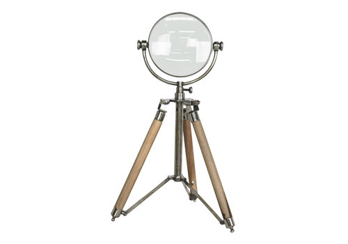 Authentic Models Magnifying Glass With Tripod