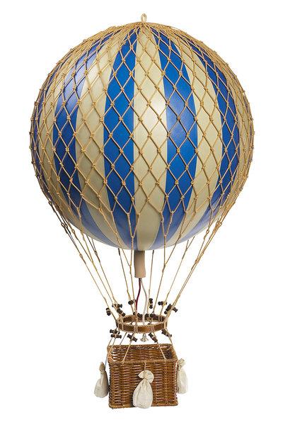 Jules Verne, Blue