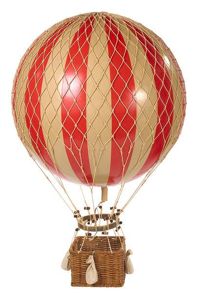 Jules Verne, True Red