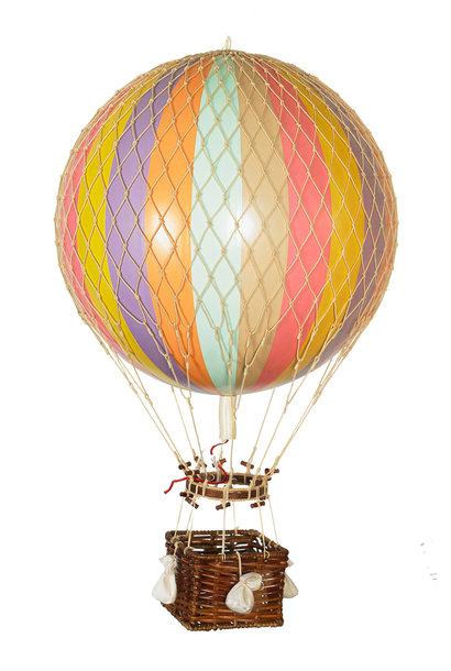 Jules Verne, Rainbow Pastel