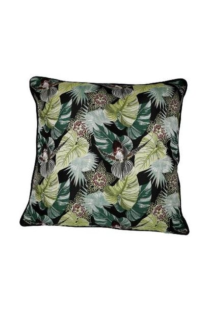 Jungle Leaves - Cushion