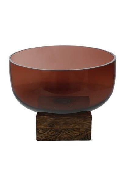 Rose Hibiscus - Bowl