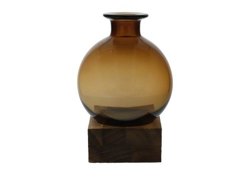Accessoires Smoky Amber - Vase