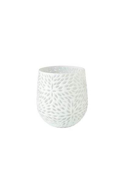 Vase klein Weiss¸