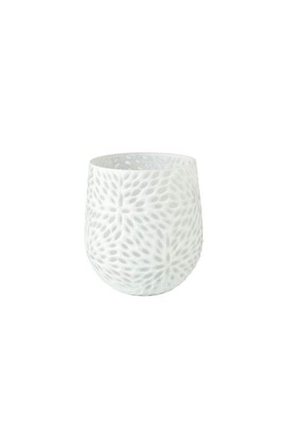 Vase small white