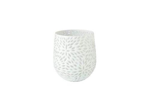 Accessoires Vase small white