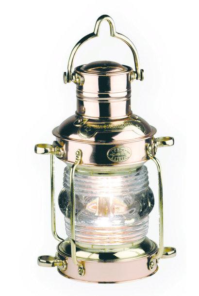 Anchor Lamp, Brass & Copper