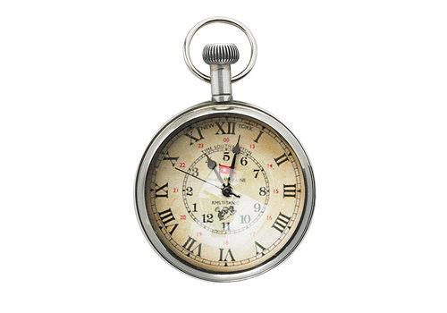 Exclusive Models Savoy Pocket Watch 5 x 7 x 1