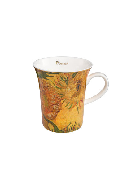 Sunflowers II - Artist Mug