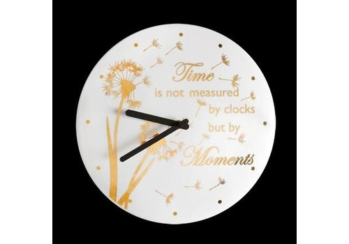 Kaiser Porzellan Clock - Time and Moments