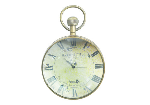 Exclusive Models Eye of Time Clock, Library