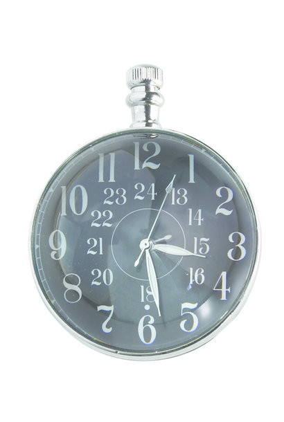 Eye of Time Clock, Nickel