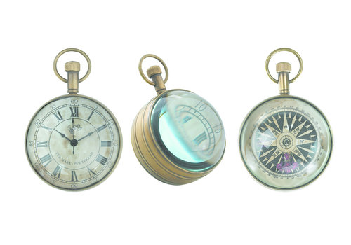 Exclusive Models Eye of Time