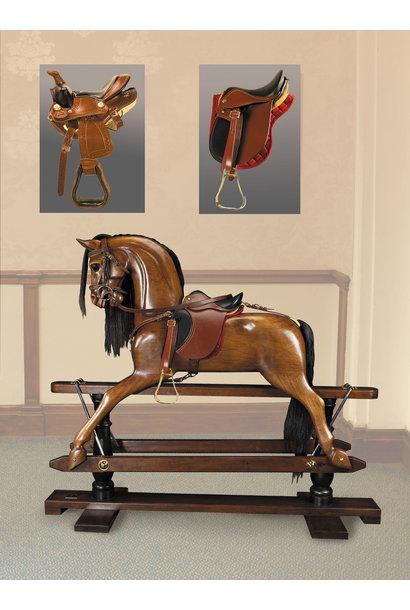 Victorian Rocking Horse