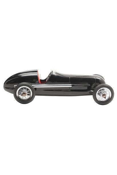 Silberpfeil Black, Red Seat