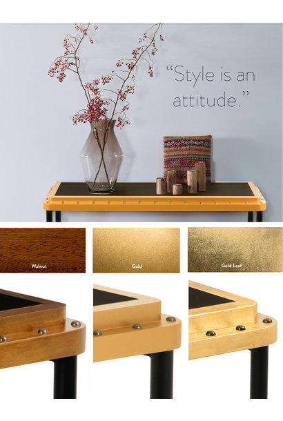ACE Console Gold Leaf