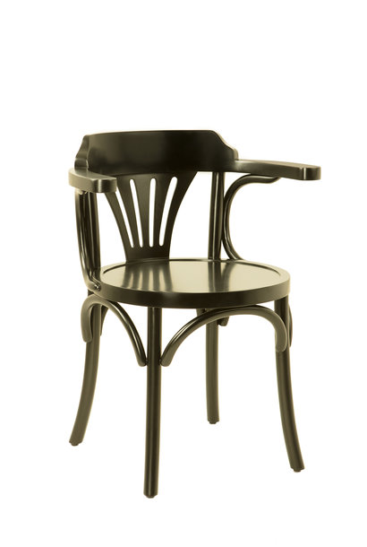 Navy Chair, Black