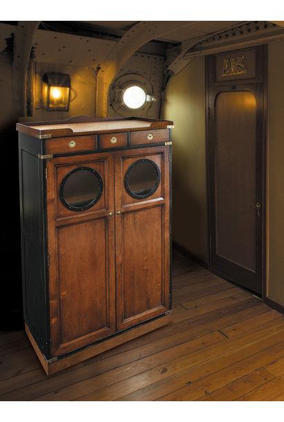Porthole Cabinet