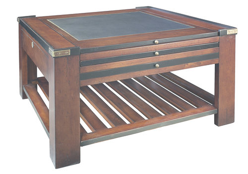 Authentic Models Game Table, Black