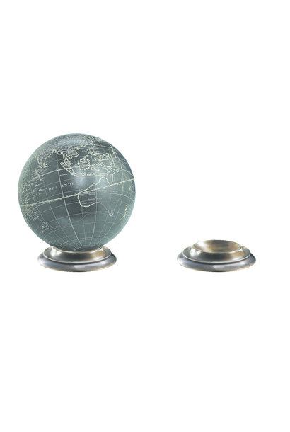 Globe Base, Bronze