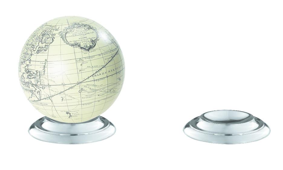 Aluminum Globe Base-1