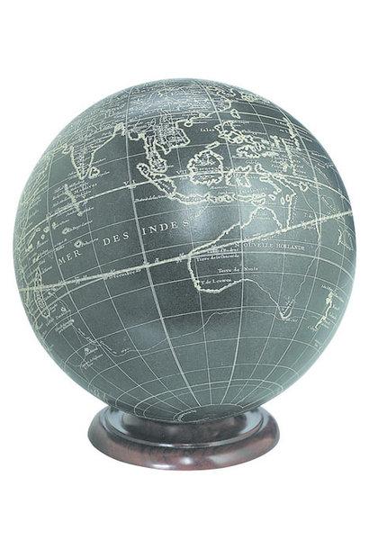 Globe Base, Wood